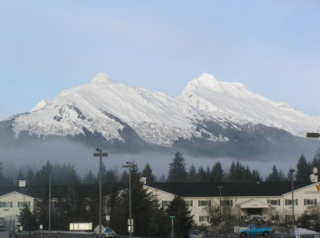 Typical View from Juneau