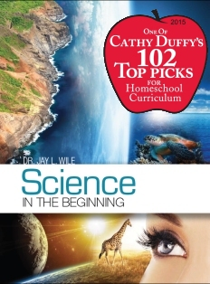 "My new elementary science series has been included in Cathy Duffy's ""102 Top Picks for Homeschool Curriculum"""
