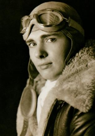 My dad (Howard Edmund Wile) as a naval aviator.