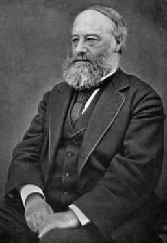 James Joule, one of the 19th century's most important physicists.