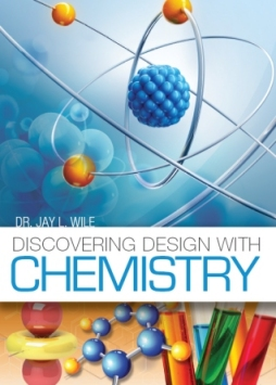 The cover of my new chemistry book