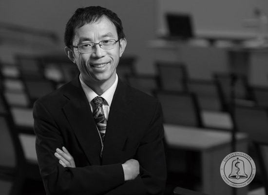 Dr. Yingguang Liu is on the faculty at Liberty University. (click for source)