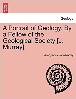 One of the books that John Murray wrote on the subject of geology.